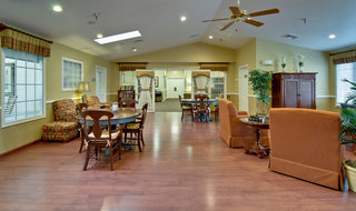 Community clubhouse lebanon assisted living