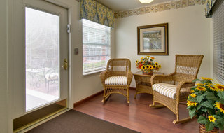 Lebanon assisted living foyer