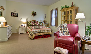 Large bedroom olive branch assisted living