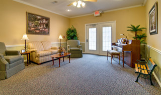 Music room olive branch assisted living