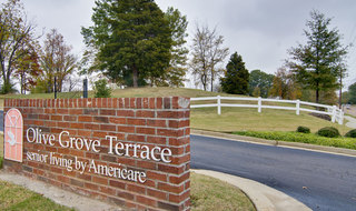 Olive branch assisted living drive up