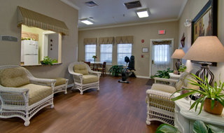 Murfreesboro assisted living kitchen