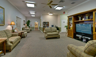 Tv lounge murfreesboro assisted living