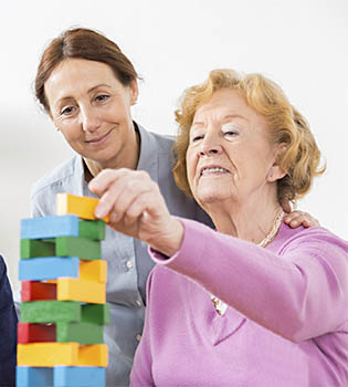 Skilled nursing community activities and events for senior living residents in Springfield.