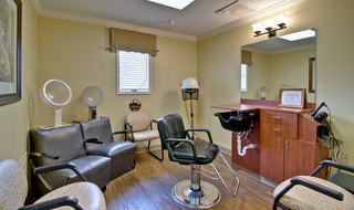 Rolla assisted living hair salon