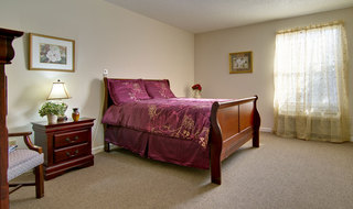 Large bedroom covington assisted living