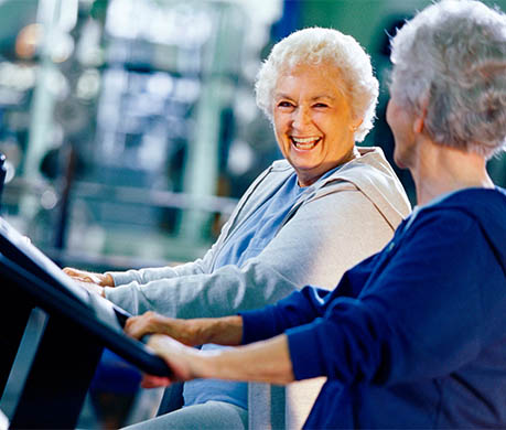South Pointe amenities and features for assisted living in Washington.