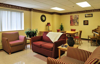 Senior living in cleveland