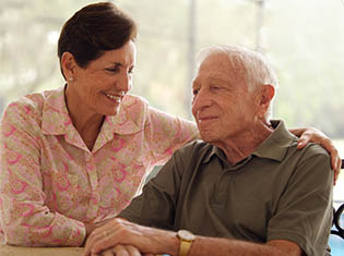 Respite care services available at Ashbrook