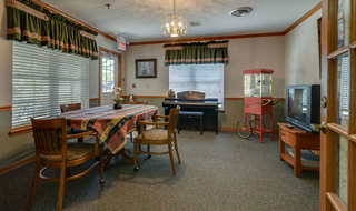 Game room oswego assisted living