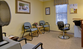 Moberly assisted living hair salon