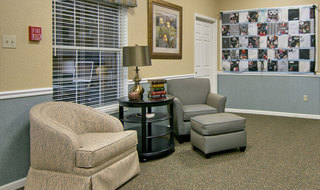Moberly assisted living office