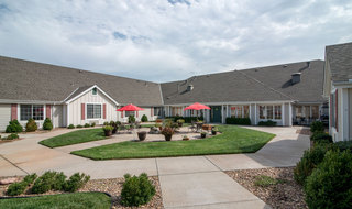 Courtyard at great bend assisted living