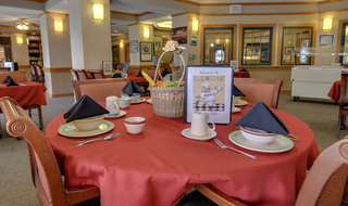 Great bend assisted living dining set