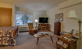 Personal living space great bend assisted