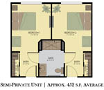 Spacious Floor Plans In West Columbia For Seniors By Colonial Gardens Alzheimer S Special Care