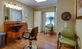 Mcminnville assisted living hair salon