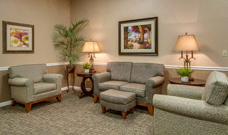 Mcminnville assisted living reading area