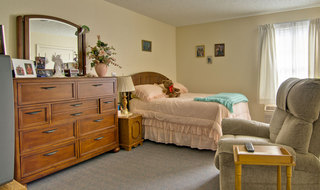 Personal living space at joplin assisted