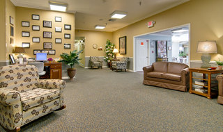 Community office at neosho assisted living