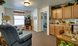 Living space at neosho assisted