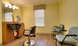 Kennett assisted living hair salon