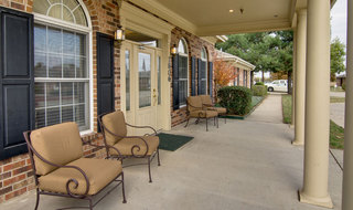 Main entry to kennett assisted living