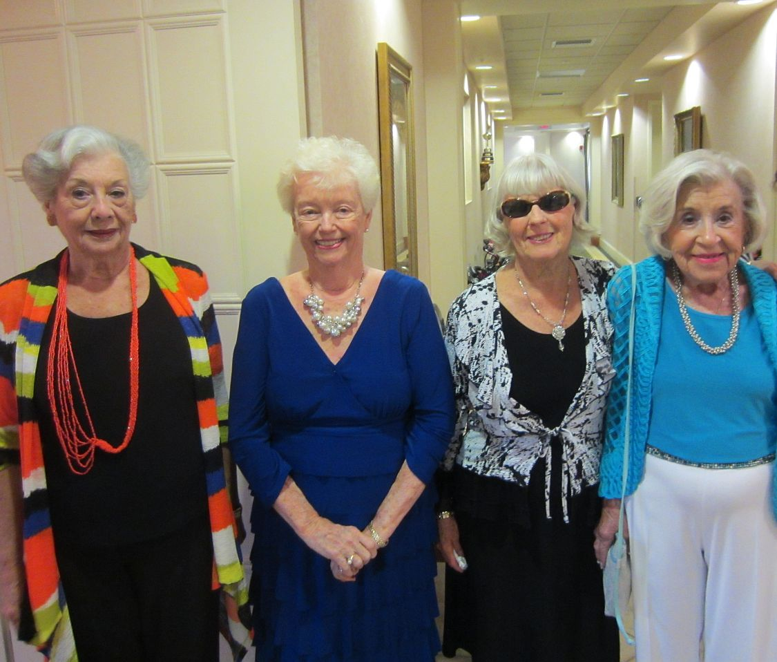 """The Carlisle Hosts """"Wild About Fashion"""" Benefit Luncheon & Fashion Show"""