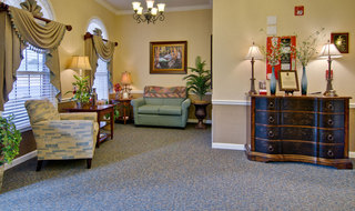 Interior of henderson assisted living