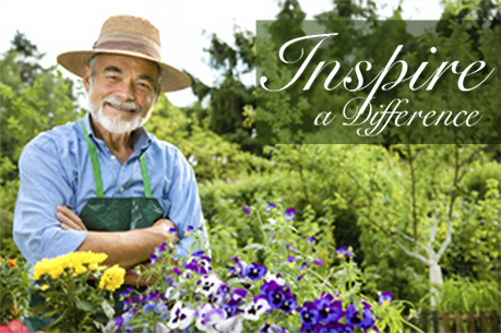 Inspire a Difference is a motto Greenfield Senior Living takes seriously.