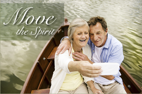 At Greenfield Senior Living, we're committed to moving the spirit.