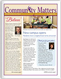 Newsletter thumbnail at Presbyterian Manors of Mid-America