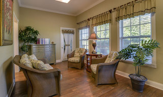 Assisted living seating area in springfield