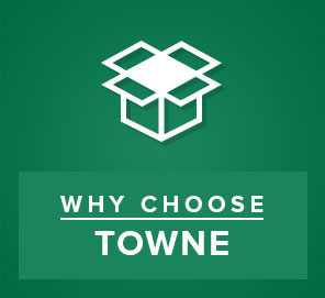 Why Choose Towne Storage