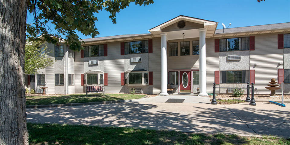 Our assisted living community in Warrensburg, MO.