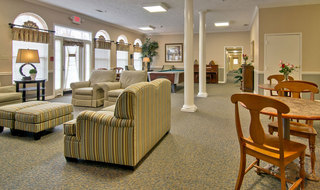 Community game room huntingdon assisted living