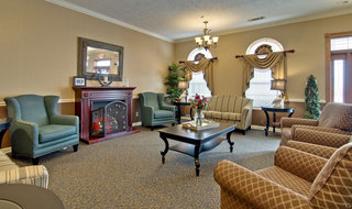 Fire place huntingdon assisted living