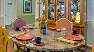 Our Amenities · Senior Living ...