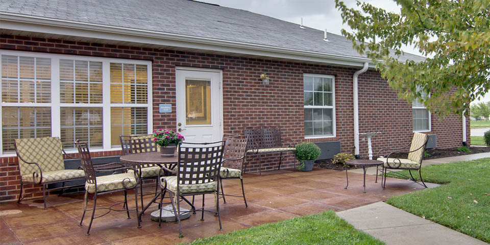 Our assisted living community in Carthage, MO.