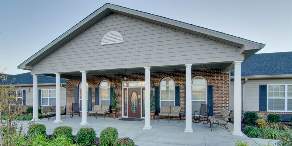 Our assisted living community in Spring Hill, TN.