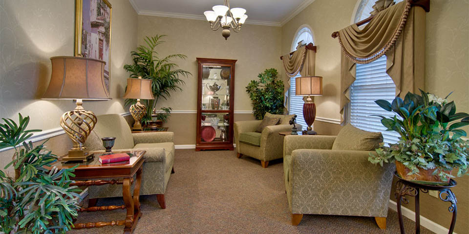 Our assisted living community in Murfreesboro, TN.
