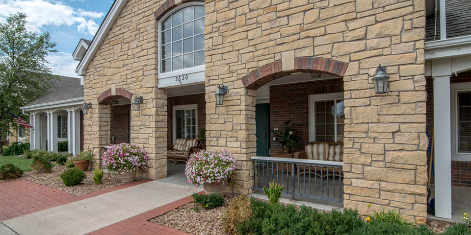 Our assisted living community in Great Bend, KS.