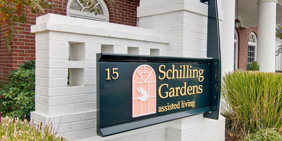 Our assisted living community in Collierville, TN.