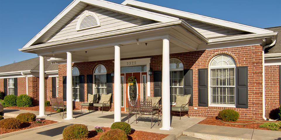 Our assisted living community in Joplin, MO.