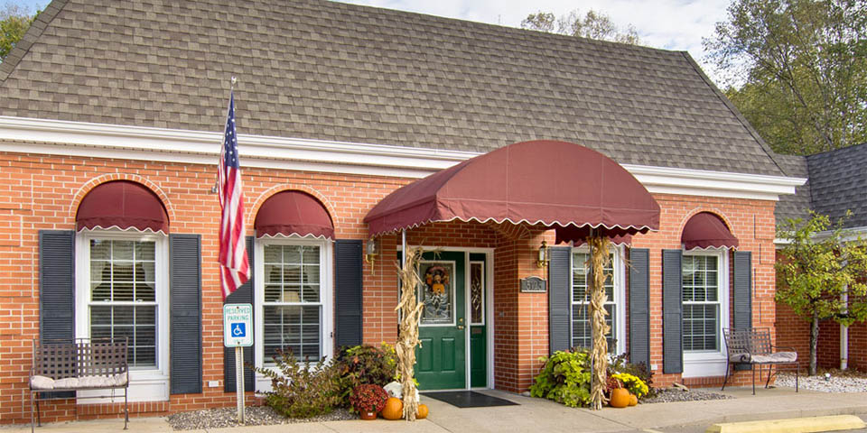 Our assisted living community in Washington, MO.
