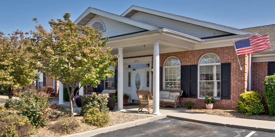 Our assisted living community in Springfield, MO.