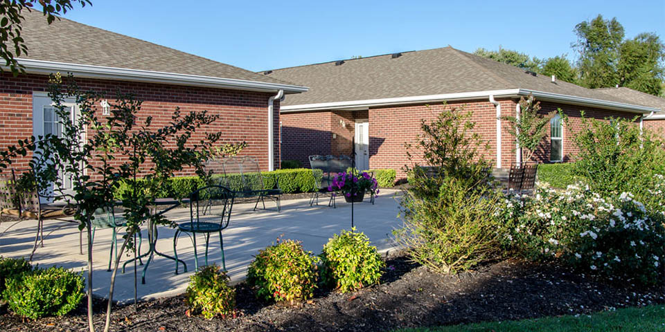 Our assisted living community in Springfield, TN.