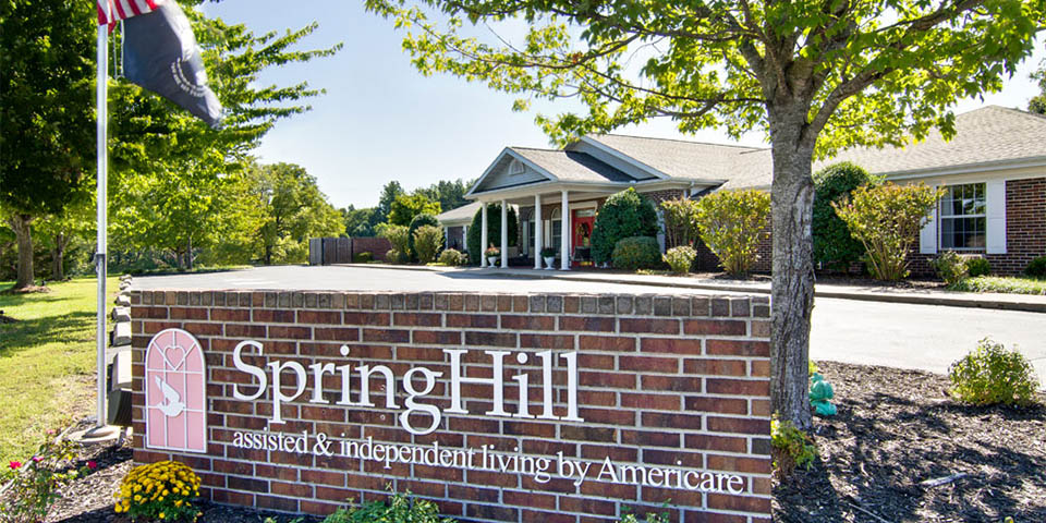 Our assisted living community in Neosho, MO.