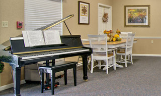 Assisted living piano for seniors in marshall