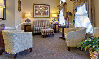 Marshall assisted living community seating